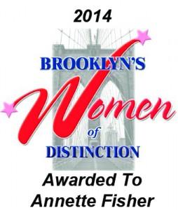 annette fisher brooklyn women of distinction