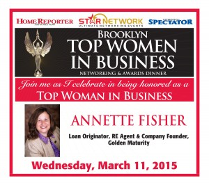 annette fisher top women in business